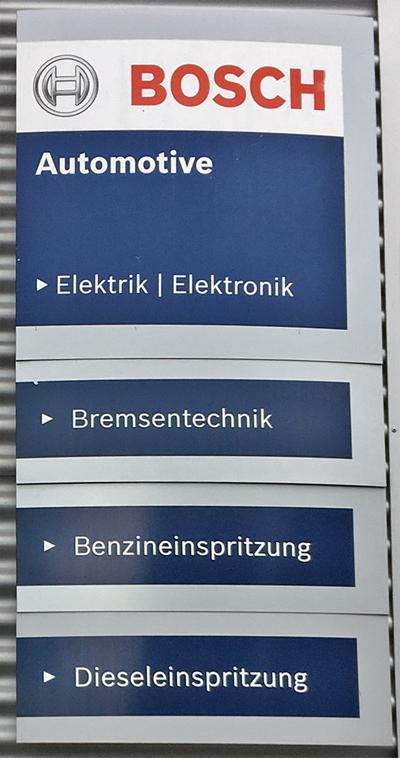 Bosch Modulpartner